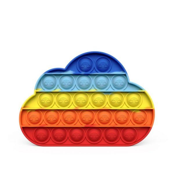2021 Push Pop Bubble Fidget Toys Adult Children Pop it Fidget Stress Toys Antistress Stress Reliever 4.jpg 640x640 4 - Popping Fidgets