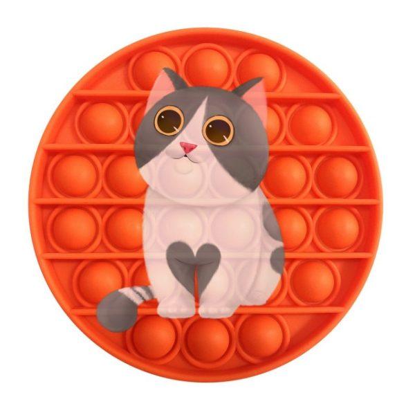 Fidget Toys Anti Stress Push Pops it Bubble Sensory Animal Fidget Toy Restore Emotions Stress Reliever 13.jpg 640x640 13 - Popping Fidgets