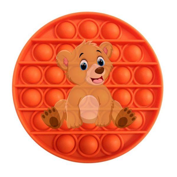 Fidget Toys Anti Stress Push Pops it Bubble Sensory Animal Fidget Toy Restore Emotions Stress Reliever 15.jpg 640x640 15 - Popping Fidgets