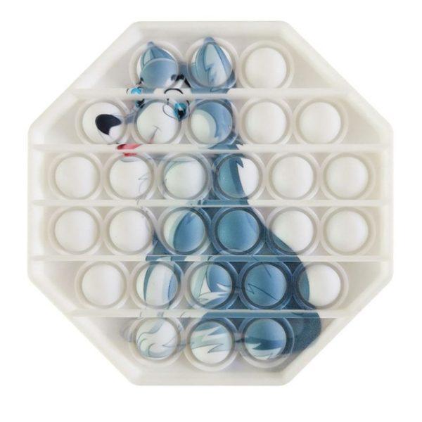 Fidget Toys Anti Stress Push Pops it Bubble Sensory Animal Fidget Toy Restore Emotions Stress Reliever 45.jpg 640x640 45 - Popping Fidgets