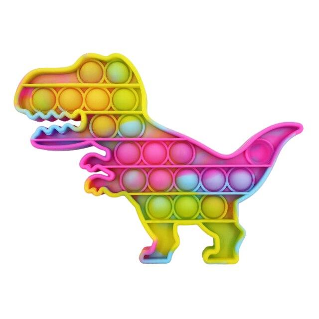 Funny Fidget Toy Antistress Toys For Adult Children Push Bubble Figet Sensory Toy Squishy Jouet Pour 18.jpg 640x640 18 - Popping Fidgets