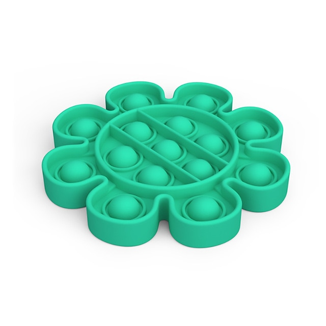 Funny Pop Fidget Toys Push It Bubble Stress Relief Antistress Stress Reliever Toys For Adult Children 2.jpg 640x640 2 - Popping Fidgets