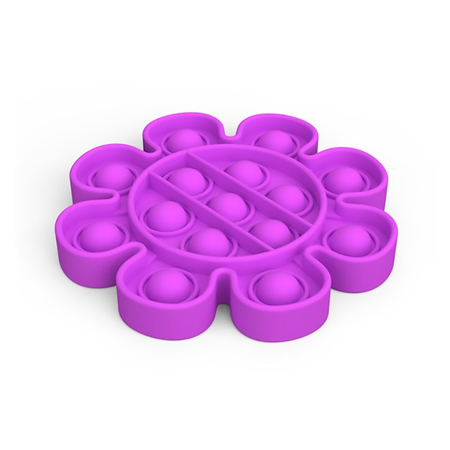 Funny Pop Fidget Toys Push It Bubble Stress Relief Antistress Stress Reliever Toys For Adult Children 42.jpg 640x640 42 - Popping Fidgets