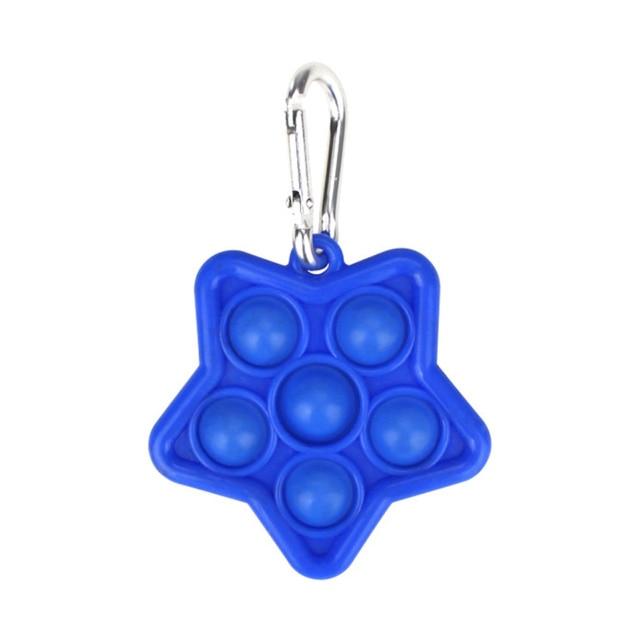 Keychain Pop Fidget It Simple Dimple Toy Sensory Educational Toy Push Bubble Fidget Toys Adult Stress 3.jpg 640x640 3 - Popping Fidgets