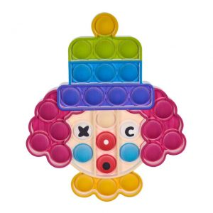 Clown Popping Fidget Anti Stress Toys
