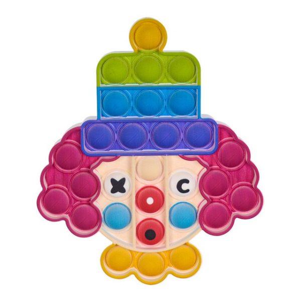 New Animal Shape Push Pops Bubble Sensory Figet It Sensory Toy Autism Special Needs Stress Reliever 3.jpg 640x640 3 - Popping Fidgets