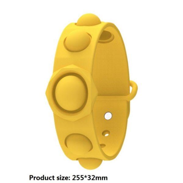 New Push Bubble Fidget Antistress Toys Adult Kids Unicorn Dinosaur Pop Fidget Sensory Toy Autism Special 45.jpg 640x640 45 - Popping Fidgets