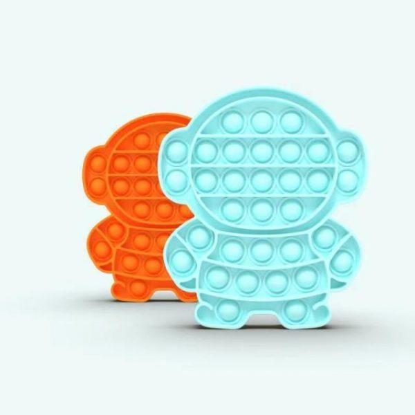 Pops Fidget Reliver Stress Toys Rainbow Animal Push It Bubble Antistress Toys Adult Children Sensory Toy 6.jpg 640x640 6 - Popping Fidgets