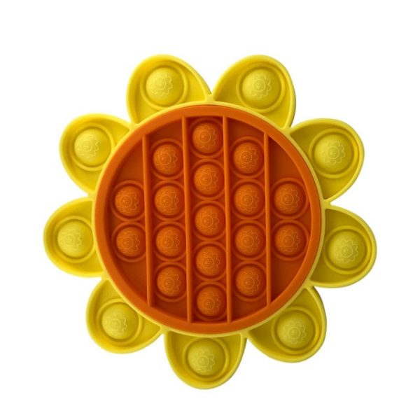 Pops Fidget Toys Push It Bubble Color Desktop Decompression Toy Sensory Toy Squeeze Therapy Toy 6.jpg 640x640 6 - Popping Fidgets