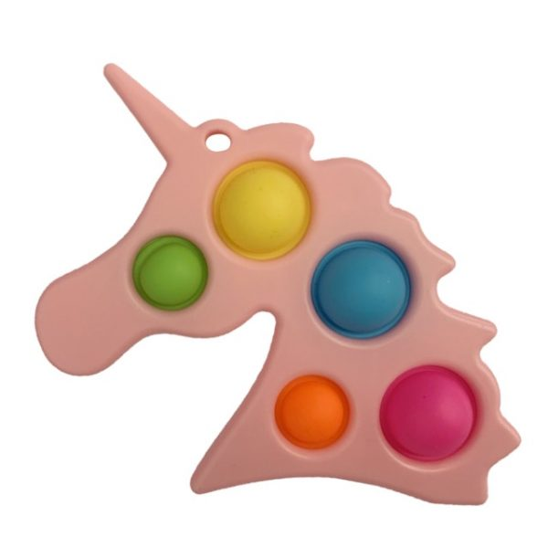 Push Bubble Fidget Sensory Toy Autism Special Needs Stress Reliever Kids Adult Antistresse Toy Pop Fidget 1.jpg 640x640 1 - Popping Fidgets