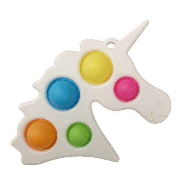 Push Bubble Fidget Sensory Toy Autism Special Needs Stress Reliever Kids Adult Antistresse Toy Pop - Popping Fidgets