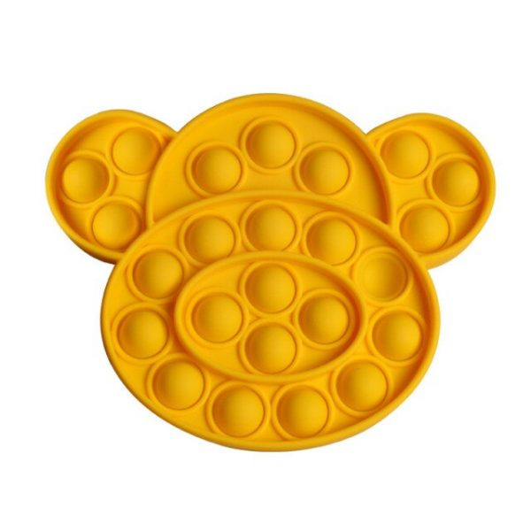 Push Pop It Bubble Multicolor Puppy Dog Shape Fidget Toys Autism Special Needs Stress Reliever Helps 1.jpg 640x640 1 - Popping Fidgets