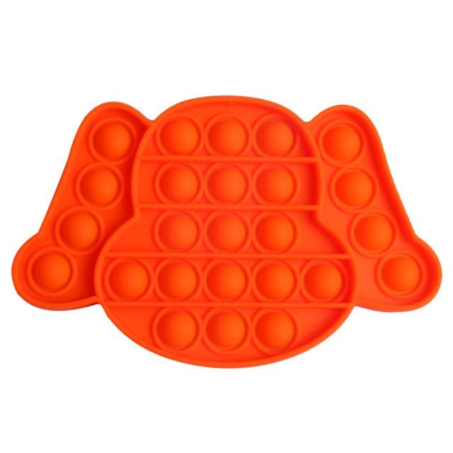 Push Pop It Bubble Multicolor Puppy Dog Shape Fidget Toys Autism Special Needs Stress Reliever Helps 5.jpg 640x640 5 - Popping Fidgets
