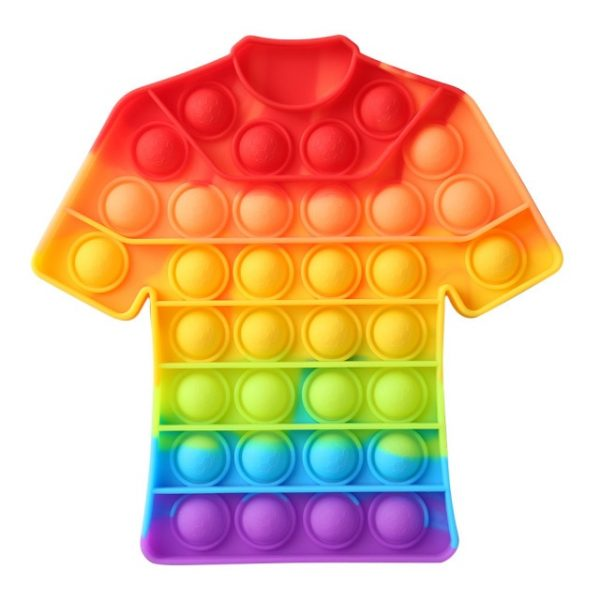 Push Pops Bubble Sensory Toy for Autism Stress Relief Toys Adult Kid Funny Anti stress Pops 7.jpg 640x640 7 - Popping Fidgets