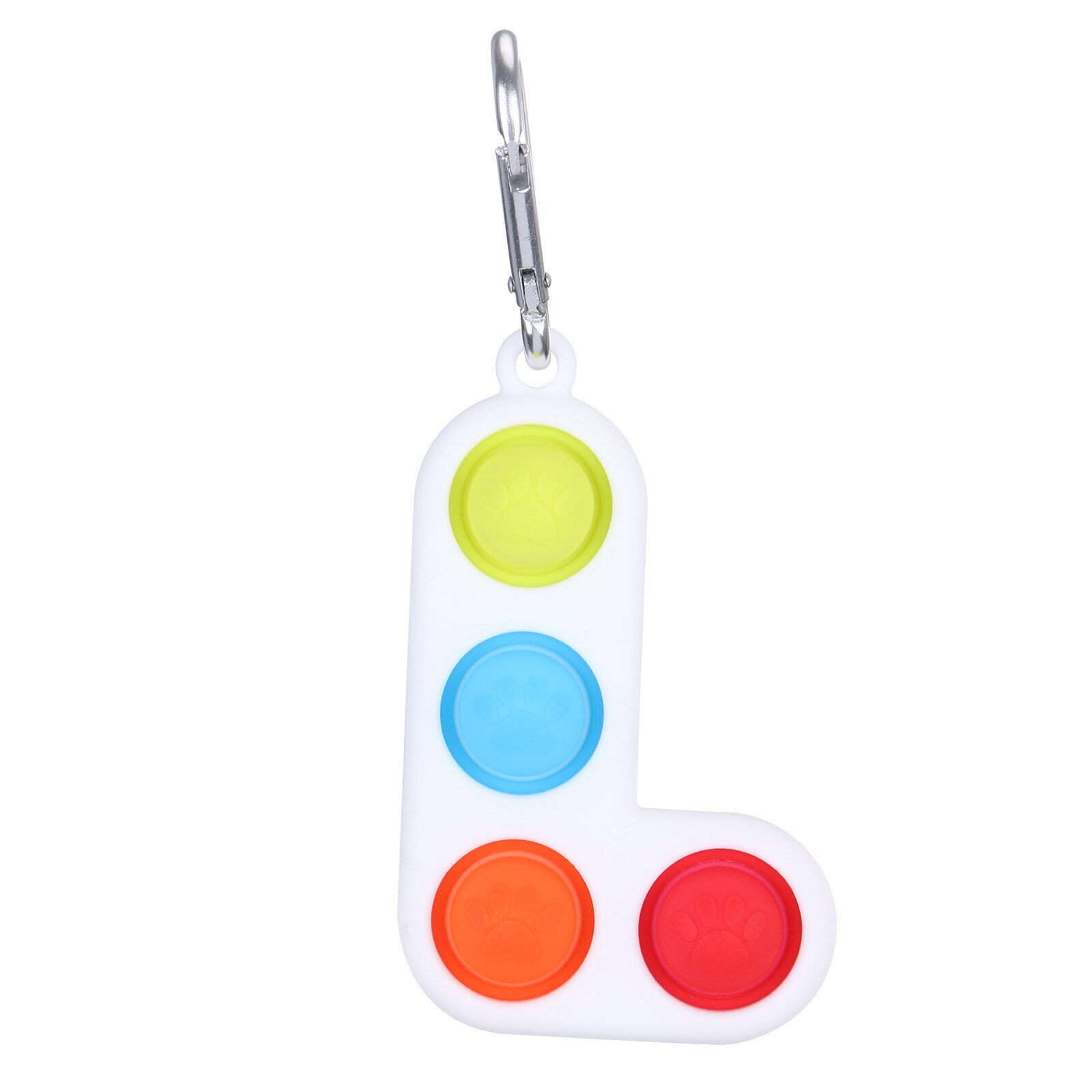 Simple Dimple Fidget Toy Small Fidget Toys Popit Figet Toys Stress Relief For Kids Adults Early 10 - Popping Fidgets