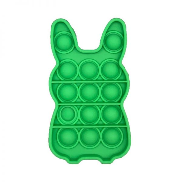 Simple Push Pop It Figet Toys Bear Cute Shape Anti Stress Bubble Sensory Stress Relief Autism 2 - Popping Fidgets