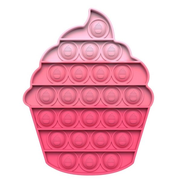 color Push Pop Toy Sensory Round Fidget Toy Stress Reliever Toys Push Bubble Toy Stress Reliever 13.jpg 640x640 13 - Popping Fidgets