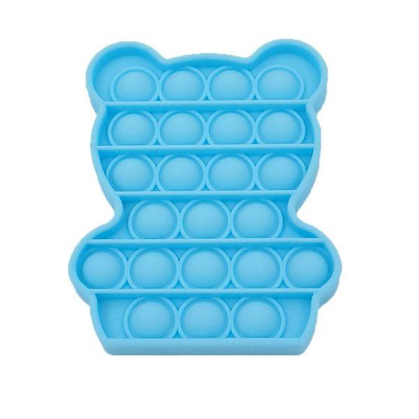 color Push Pop Toy Sensory Round Fidget Toy Stress Reliever Toys Push Bubble Toy Stress Reliever 25.jpg 640x640 25 - Popping Fidgets