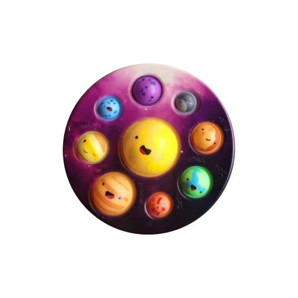 Animal Pop Its It Push Pop Fidget Toys for Children Kawaii Dimple Figet Toy Kids Pop 4 - Popping Fidgets