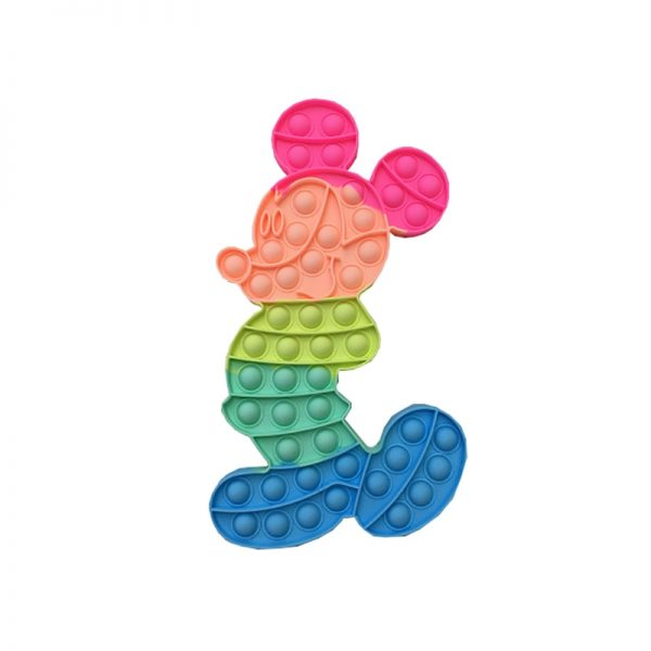 40 CM Disney GPopA itS Fidget Toys Gobang Anti Stress Kawaii Anime yodababy Brinquedo Poq it 3 - Popping Fidgets