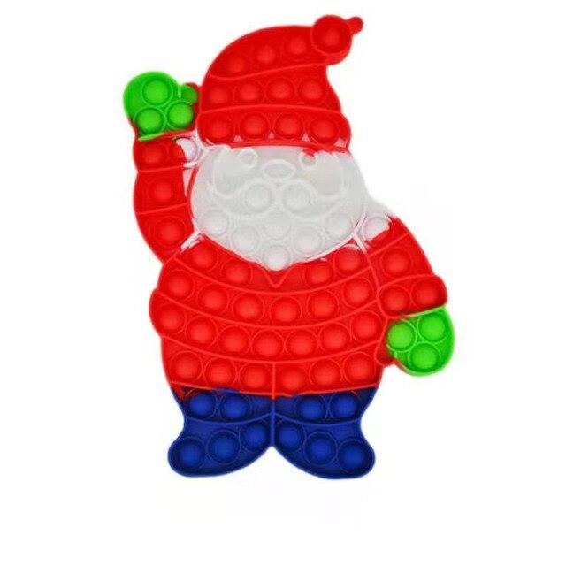 Fidget Toys Anti Stress Color Santa Series Gift Pack Adults Children Squishy Sensory Antistress Relief Figet 1.jpg 640x640 1 - Popping Fidgets