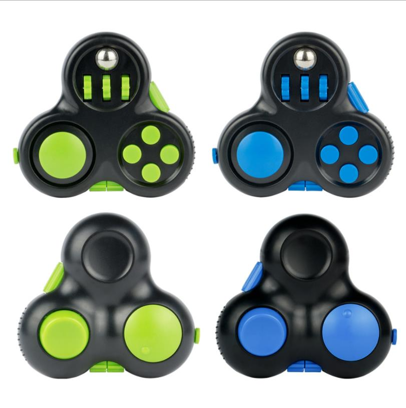fidget pad handle controller with 10 features fidget toy 1947 - Popping Fidgets