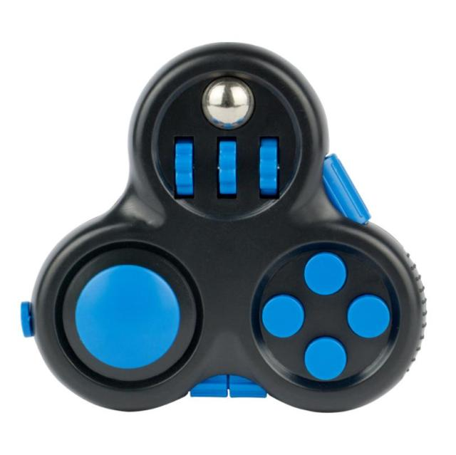 fidget pad handle controller with 10 features fidget toy 8899 - Popping Fidgets