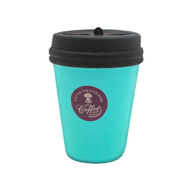 mochi fidget squishy coffee fidget toy 7129 - Popping Fidgets
