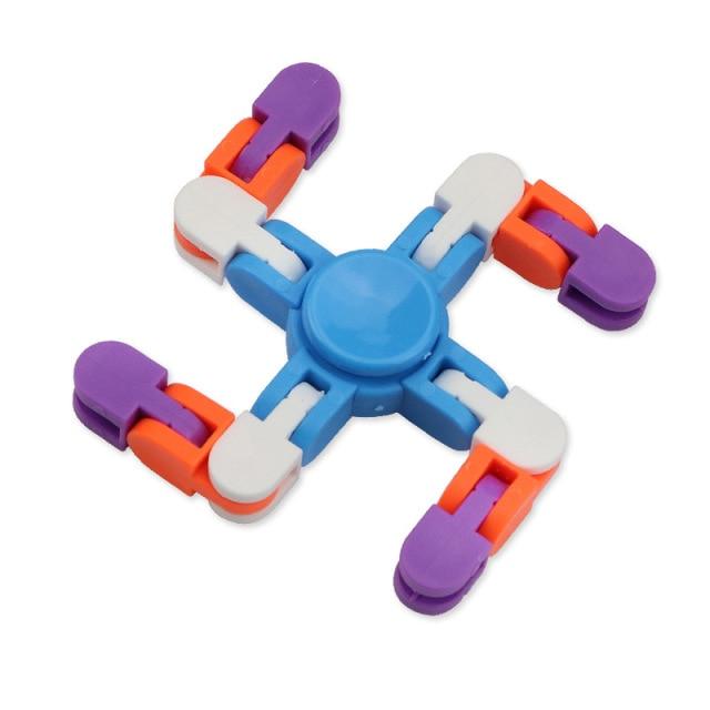 snapper fidget snail fidget toy 5043 - Popping Fidgets