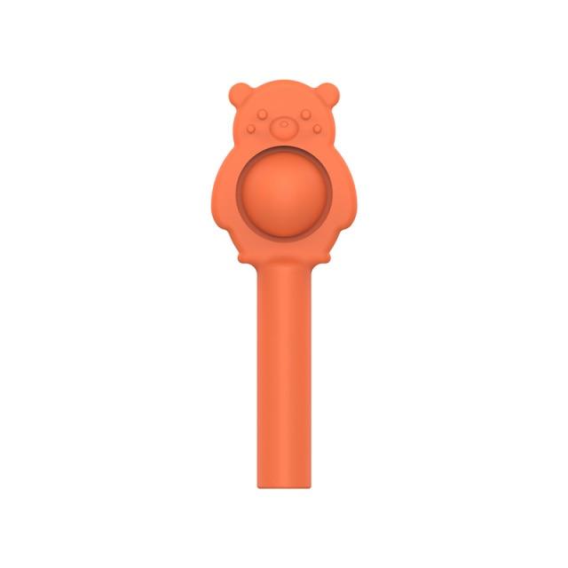 snapper fidget snail fidget toy 6532 - Popping Fidgets