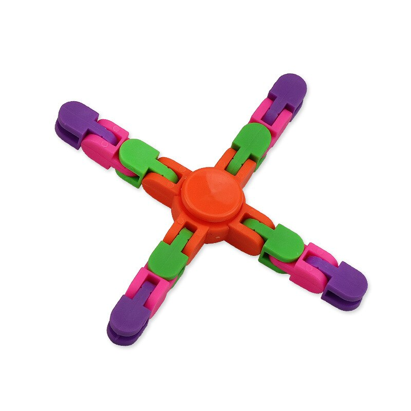 wacky track restress fidget toy 1624 - Popping Fidgets