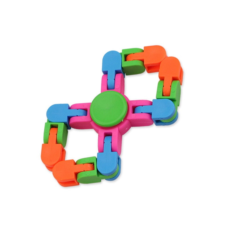 wacky track restress fidget toy 2391 - Popping Fidgets